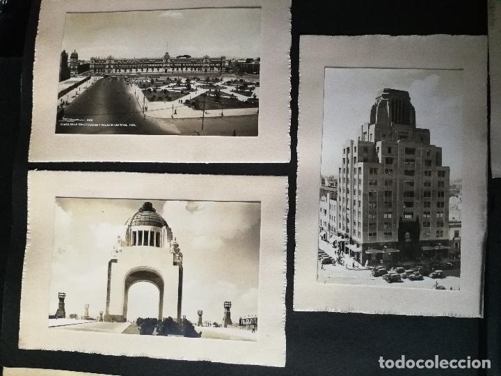 Postales: ANTIGUO Y PRECIOSO ALBUM DE FOTOGRAFIAS Y POSTALES DE MEXICO - AÑOS 40 - FOTOGRAFO POSTA MEX, YAÑEZ, - Foto 36 - 96480351