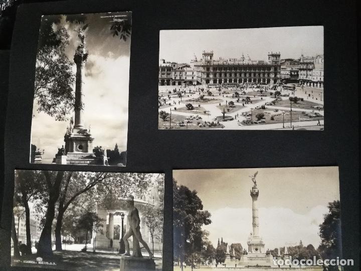 Postales: ANTIGUO Y PRECIOSO ALBUM DE FOTOGRAFIAS Y POSTALES DE MEXICO - AÑOS 40 - FOTOGRAFO POSTA MEX, YAÑEZ, - Foto 40 - 96480351