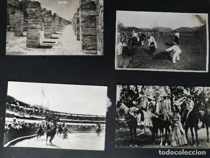 Postales: ANTIGUO Y PRECIOSO ALBUM DE FOTOGRAFIAS Y POSTALES DE MEXICO - AÑOS 40 - FOTOGRAFO POSTA MEX, YAÑEZ, - Foto 42 - 96480351