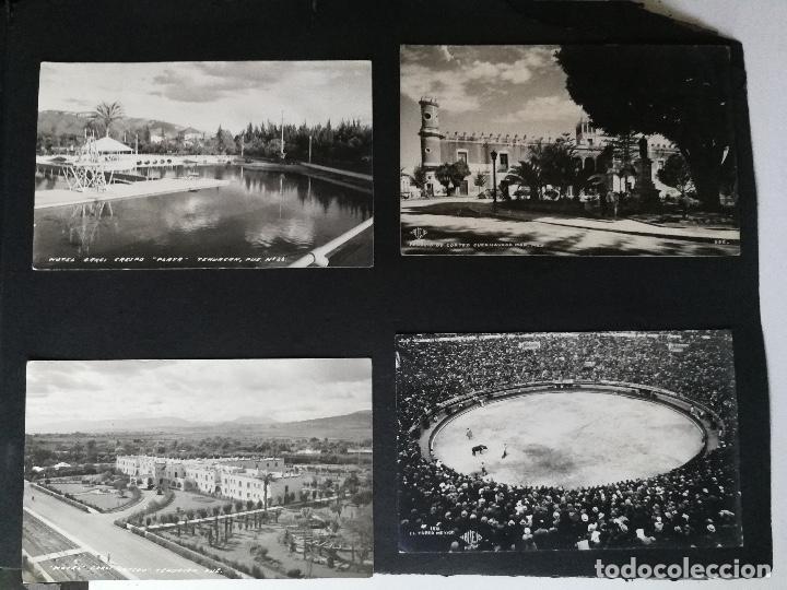 Postales: ANTIGUO Y PRECIOSO ALBUM DE FOTOGRAFIAS Y POSTALES DE MEXICO - AÑOS 40 - FOTOGRAFO POSTA MEX, YAÑEZ, - Foto 44 - 96480351