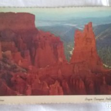 Postales: 73-POSTAL BRYCE CANYON NATIONAL PARK, UTAH, 1978. Lote 96799539