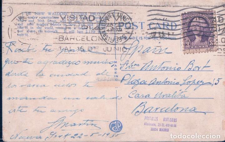 Postales: Waldorf-Astoria Hotel, Park Avenue, NEW YORK CITY, New York - Foto 2 - 97576847