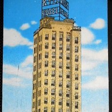 Postales: KYLE HOTEL. TEMPLE. TEXAS. CIRCULADA 1951. Lote 97845259