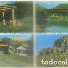 Postales: POSTAL DE ARGENTINA. EL CALAFATE. SANTA CRUZ. VARIAS VISTAS P-AMER-219. Lote 98741411