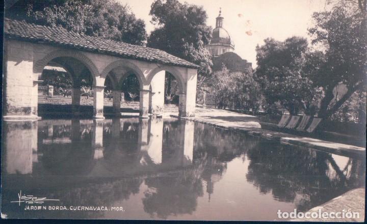 CUERNAVACA - JARDIN BORDA (Postales - Postales Extranjero - América)