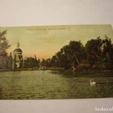 Postales: BUENOS AIRES JARDIN ZOOLOGICO. Lote 100360451
