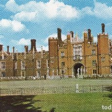 Postales: WEST FRONT ,HAMPTON COURT PALACE . USA . Lote 100529011