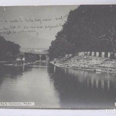 Postales: FOTOGRAFIA DE MEXICO, FOTOGRAFIA DE J. GRANAT, JARDIN DE BORDA CUERNAVACA, MIDE 20 X 12,3 CMS. . Lote 101439207