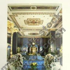 Cartes Postales: POSTAL DEL VESTÍBULO PRINCIPAL DEL HOTEL WALDORF ASTORIA DE NUEVA YORK - DEXTER PRESS - SIN CIRCULAR. Lote 103347155