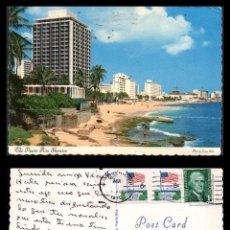 Postales: TARJETA POSTAL, SAN JUAN, PUERTO RICO.. Lote 105021903