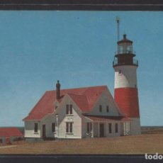 Postales: U.S.A. - MA. NANTUCKET. MASS. *SANKATY HEAD LIGHT HOUSE...* NUEVA.. Lote 105354443