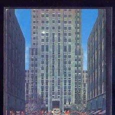 Postales: U.S.A. - NY CITY. *ROCKEFELLER CENTER...* CIRCULADA.. Lote 105839423