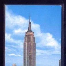 Postales: U.S.A. - NY CITY. *EMPIRE STATE BUILDING...* CIRCULADA 1964.. Lote 105841063