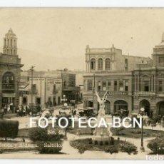 Postales: POSTAL DE SALTILLO MEXICO MEJICO ESCRITA EN 1925 A DESTINATARIO DE BLANES NO CIRCULADA. Lote 106750119