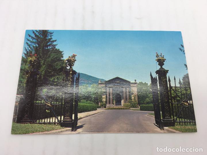 POSTAL SIN CIRCULAR DE NEW YORK - OLD CADET CHAPEL (Postales - Postales Extranjero - América)