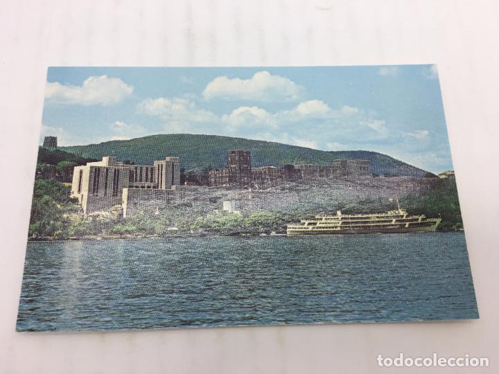 POSTAL SIN CIRCULAR DE NEW YORK - MILITARY ACADEMY WEST POINT (Postales - Postales Extranjero - América)
