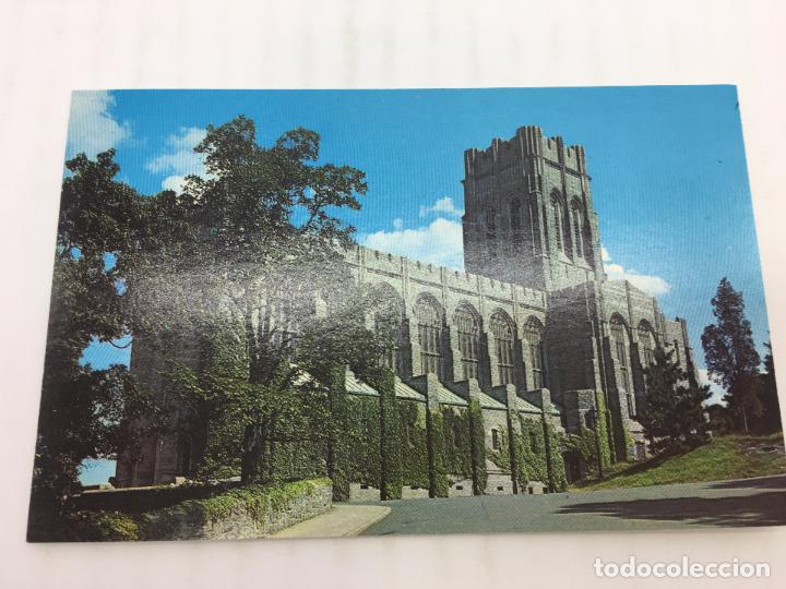 Postales: POSTAL SIN CIRCULAR DE NEW YORK - CADET CHAPEL, WEST POINT, N.Y. - Foto 1 - 106934491