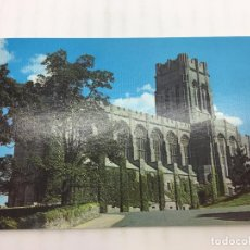 Postales: POSTAL SIN CIRCULAR DE NEW YORK - CADET CHAPEL, WEST POINT, N.Y.. Lote 106934491
