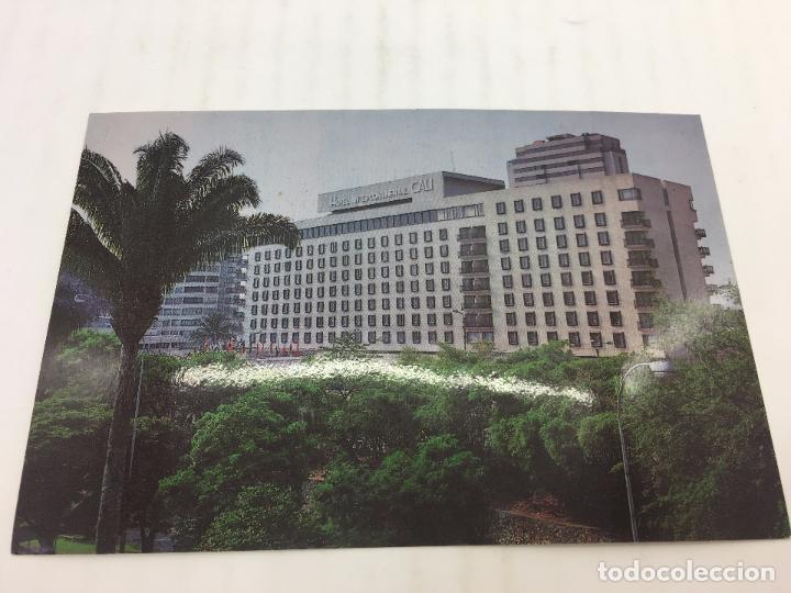 POSTAL SIN CIRCULAR DE CALI, COLOMBIA. - HOTEL INTER-CONTINENTAL CALI (Postales - Postales Extranjero - América)