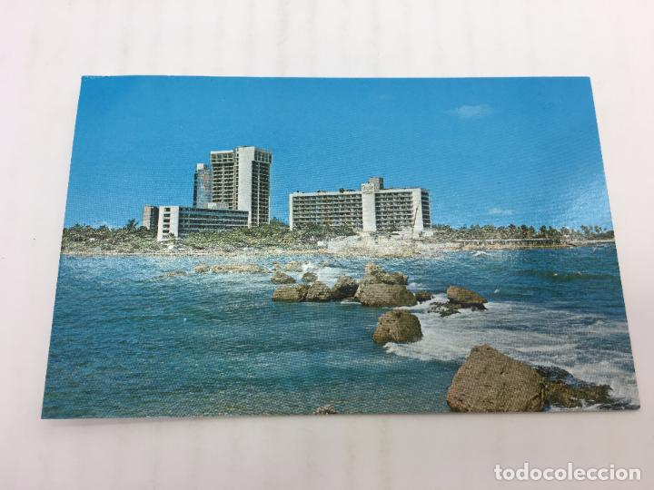 POSTAL SIN CIRCULAR DE SAN JUAN DE PUERTO RICO - R 104 - CARIBE HILTON HOTEL (Postales - Postales Extranjero - América)