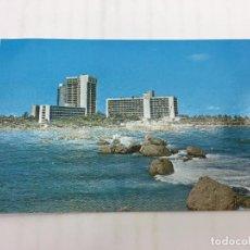 Postales: POSTAL SIN CIRCULAR DE SAN JUAN DE PUERTO RICO - R 104 - CARIBE HILTON HOTEL. Lote 106936583