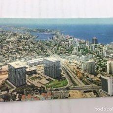 Postales: POSTAL SIN CIRCULAR DE SAN JUAN DE PUERTO RICO - VISTA DEL CONDADO DESDE EL CENTRO GUBERNAMENTAL. Lote 106937035