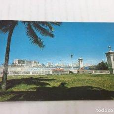 Postales: POSTAL SIN CIRCULAR DE SAN JUAN DE PUERTO RICO - VIEW FROM CONSTITUTION BRIDGE. Lote 106937243