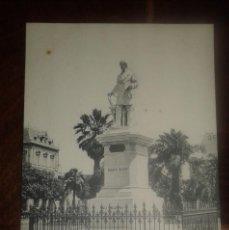 Postales: POSTAL DE BUENOS AIRES - MONUMENTO GUISEPPE MAZZINI. Lote 107562735