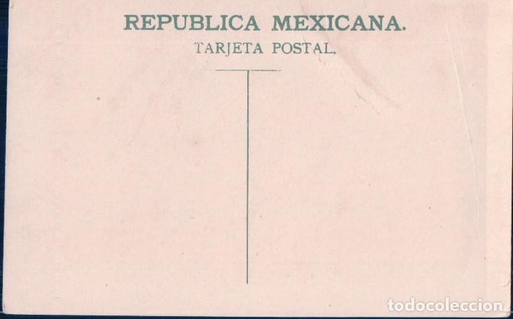 Postales: POSTAL MEXICO - SACRIFICIAL STONE - J G HATTON - MEXICO 7942 - Foto 2 - 108800979