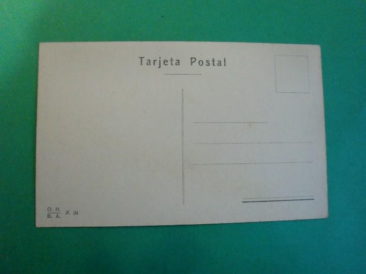 Postales: TUCUMAN TAFI DEL VALLE GANADO TARJETA POSTAL O.H. B.A. N. 34 - ARGENTINA AÑOS 20 - Foto 2 - 109367903