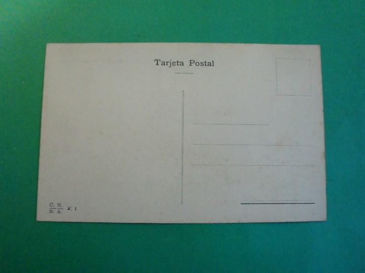Postales: TUCUMAN PALACIO DE GOBIERNO TARJETA POSTAL O.H. B.A. N. 1 - ARGENTINA AÑOS 20 - Foto 2 - 109379627