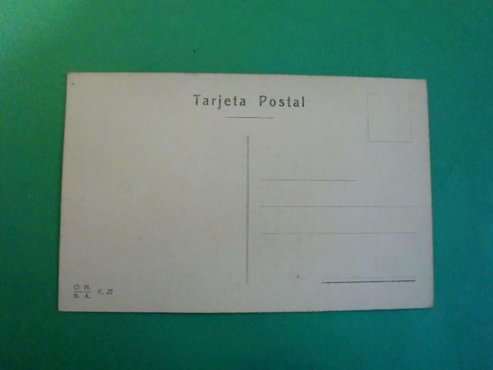 Postales: TUCUMAN CORTE DEL DIABLO CAMINO AL PARQUE ACONQUIJA TARJETA POSTAL O.H. B.A. N. 27 ARGENTINA AÑOS 20 - Foto 2 - 176263720