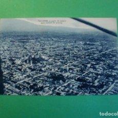 Postales: TUCUMAN A VUELO DE PAJARO 600 METROS TARJETA POSTAL O.H. B.A. N. 18 ARGENTINA AÑOS 20. Lote 109383943