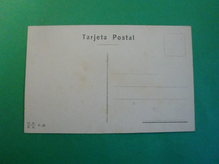 Postales: TUCUMAN VILLA NOUGUES TARJETA POSTAL O.H. B.A. N. 18 ARGENTINA AÑOS 20 - Foto 2 - 109384107