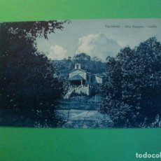 Postales: TUCUMAN VILLA NOUGUES CAPILLA TARJETA POSTAL O.H. B.A. N. 38 ARGENTINA AÑOS 20. Lote 109384251