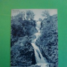 Postales: TUCUMAN CAIDA DEL RIO LULES TARJETA POSTAL O.H. B.A. N. 3 ARGENTINA AÑOS 20. Lote 109384723