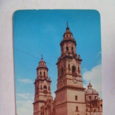 Postales: POSTAL DE MICHOACAN ( MEXICO ) . CATEDRAL DE MORELIA. Lote 109709923