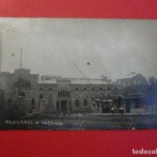 Postales: AZUCARERA INGENIO DE AGUILARES SIMON PADROS Y CIA. TUCUMAN ESCRITA EN REVERSO 191.... Lote 110058815