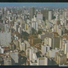 Postales: BRASIL. SP - SÂO PAULO. *VISTA AÉREA...* ESCRITA.. Lote 110139659