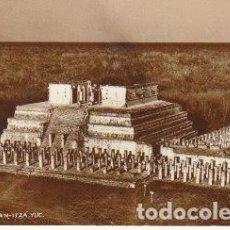 Postales: POSTAL LOS GUERREROS DE CHICHEN ITZA YUCATAN MEXICO - C-15. Lote 110185867