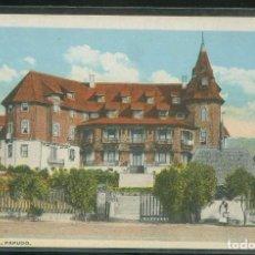 Postales: CHILE. PAPUDO. *GRAN HOTEL* NUEVA.. Lote 110185891
