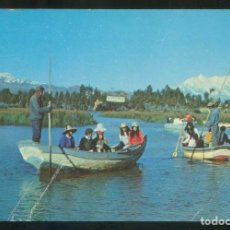 Postales: BOLIVÍA. LA PAZ. *ACHCALLA* CIRCULADA 1976.. Lote 110197859