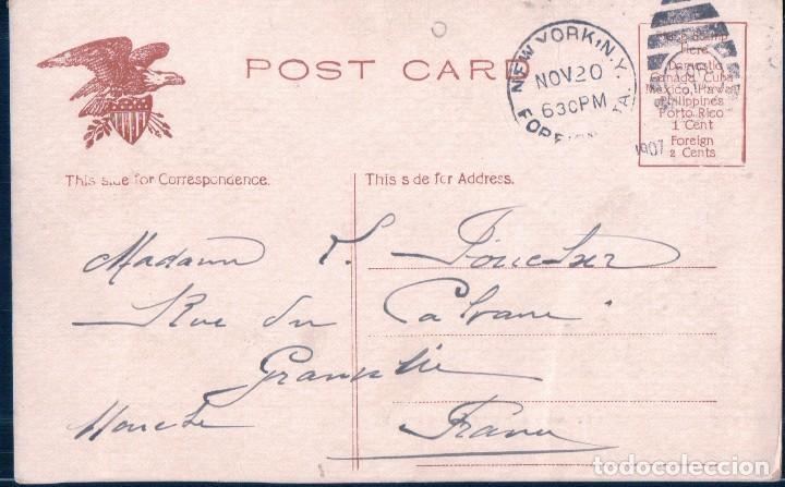 Postales: POSTAL NEW YORK - AQUARIUM AND BATTERY PARK - Foto 2 - 110438891