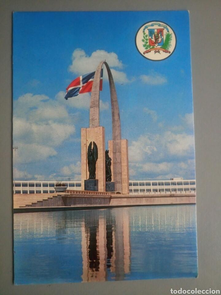 POSTAL DANTO DOMINGO REPÚBLICA DOMINICANA 202 PLAZA DE LA INDEPENDENCIA (Postales - Postales Extranjero - América)