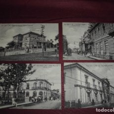 Postales: MAGNIFICAS 10 POSTALES ANTIGUAS DE SAN JOSE. Lote 113076223