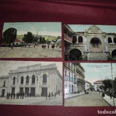 Postales: MAGNIFICAS 10 POSTALES ANTIGUAS DE BOLIVIA. Lote 113076599
