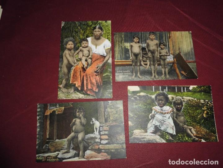 Postales: magnificas 32 postales antiguas de panama - Foto 2 - 113078523