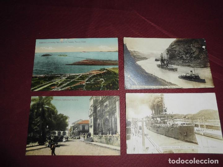 Postales: magnificas 32 postales antiguas de panama - Foto 3 - 113078523