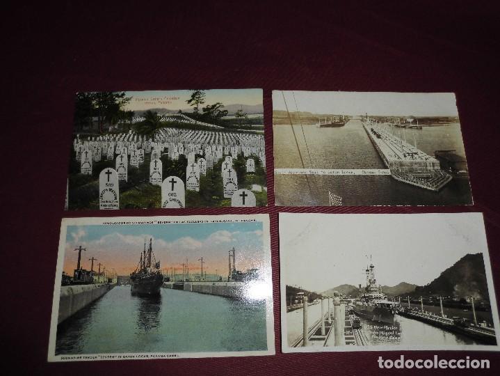 Postales: magnificas 32 postales antiguas de panama - Foto 4 - 113078523
