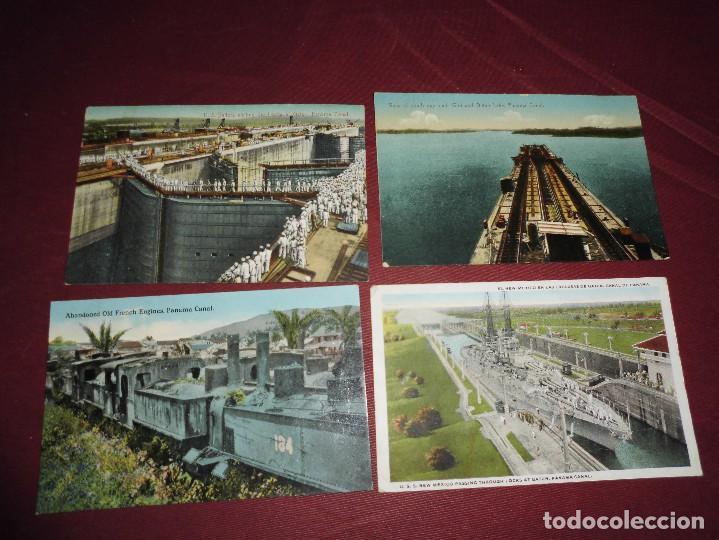 Postales: magnificas 32 postales antiguas de panama - Foto 5 - 113078523